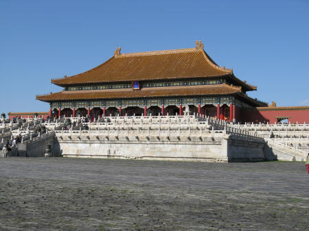 Hall of Supreme Harmony (Forbidden City)